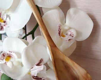 Handmade Wooden Poplar Spoon