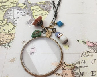 Looking Glass Necklace
