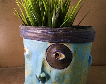 Face Planter - Beautiful in Blue