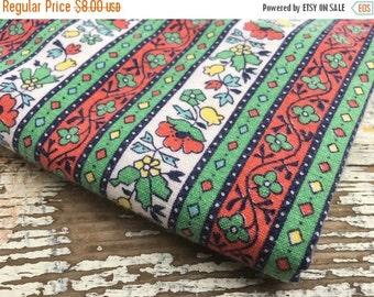 40% OFF- Vintage Pillowcase-Retro-Handmade-Florals-Twin Size-Standard