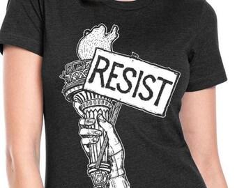 RESIST Ladies' tee