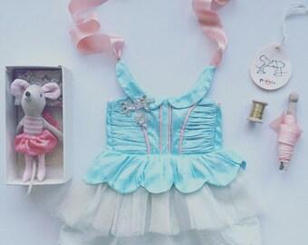 Doll PDF Dress Girls Sewing Pattern Lucy Star