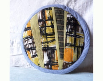 Textile Patchwork Pot pad