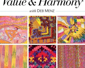 Color Magic: Value & Harmony with Deb Menz