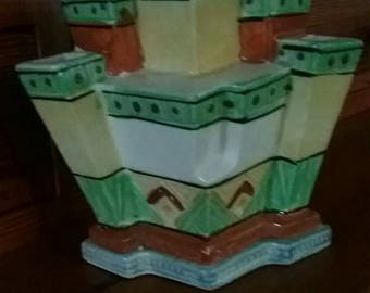 Art Deco Vase Made in Japan A1 Condition