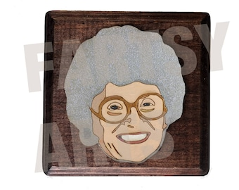 Golden Girls - Sophia Artwork - Customizable