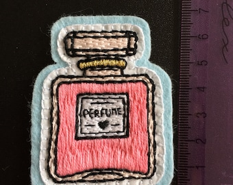 Perfume Bottle Patch
