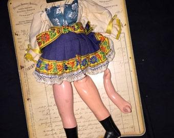 Vintage Doll Parts
