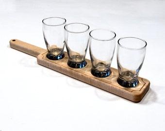 Beer Flight, Gift for Him, Beer Tasting Flight, Craft Beer, Bar, Housewarming Gift, Hostess Gift, Gift for Her, Birthday Gift, Valentines