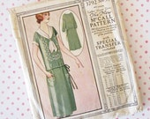 Elizabeth's Favorite...Vintage McCall's 1920s Dress Pattern