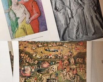 SUNY Purchase Fine Art University Prints Boxed Set