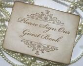 Wedding Signage - Custom Listing