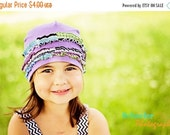 35% OFF Whimsy Couture Sewing Pattern/Tutorial -- Knit Fleece Beanie Hat -- All Sizes Kids Adults Girls Boys PDF Instant