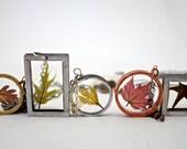 Custom Leaf Necklace