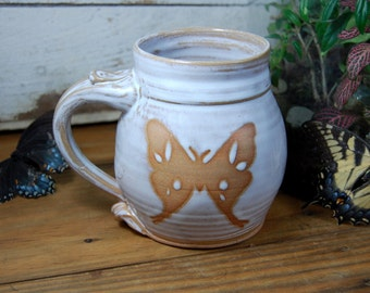 Butterfly Mug - Made to Order