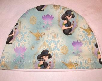 Jasmine  Print  Lightweight  Hat -Chemo, Cancer, Alopecia, Sleep Cap, Child or Adult