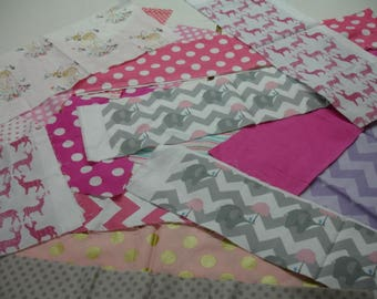 The Girls Destash Fabric Bag