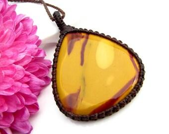 Aboriginal jewelry, Australia aboriginal, Mookaite Necklace, Mookaite jewelry, mans necklace, Jasper, Australia stone, Boho summer,
