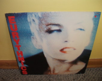 Eurythmics Vinyl Record album NEAR MINT condition