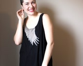 Wing tank top - oversized