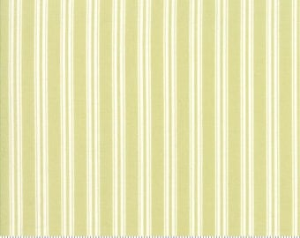Darling Little Dickens (49007 13) Spring Ticking Stripe by Lydia Nelson
