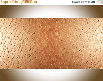 Copper art copper home decor wall decor Copper wall art  large canvas art wall hanging acrylic painting office decor gift for men
