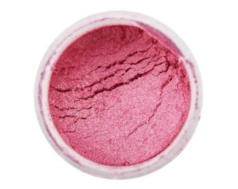 Verry Berry Luster Dust - pink edible dust for adding high luster sheen to gum paste, fondant, chocolate, cakes, cupcakes, cookies, cakepops