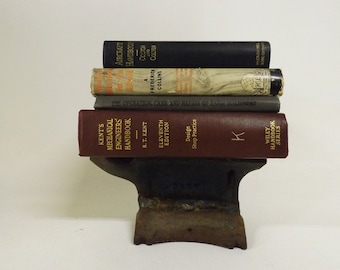 Mechanics and Engineering Book Stack / Instant Library / Man Cave / Decorative Books / Photo Prop / Home Staging / Tools and More