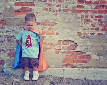 SUPERHERO CAPE - Super Hero Cape - Personalized Cape - Boy Cape - FAST Shipping - Kids Gift - Kid Cape - Cape - Kids Gift -Superhero Costume