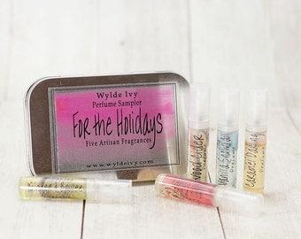 Mini Perfume Gift Set