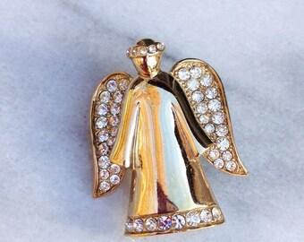 Vintage Angel marked Monet