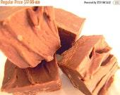 New Year SALE Julie's Fudge - GINGERBREAD - Yummy Holiday Fudge Wonderment - One Pound