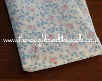 Berry Branches - Vintage Fabric Novelty Fruit 30s 40s