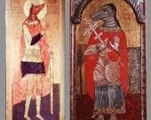 St. Christopher Cynocephalic Custom Order for Sarah