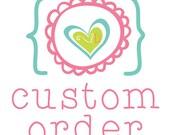Custom Listing Especially for Pam