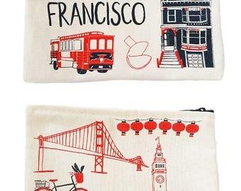 San Francisco Pouch