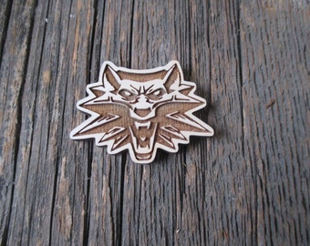 The Witcher pins or magnets