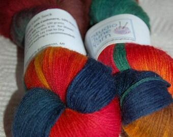 Studio June Yarn Super Cash Sock - Cashmere, Superwash Merino, Nylon