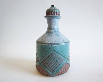 Memorial Pet Urns, Turquoise Pet Urn, Ceramic Urn, Handcrafted Pet Urns, Cremation Urn, Ashes Jar, Ashes Holder