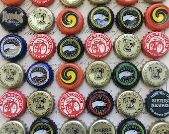 30 Craft Beer Bottle Caps