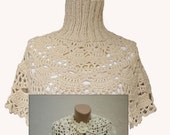 Reserved listing Two Capelet