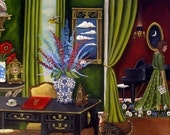 Fine Art Print Margret's Prelude by Catherine Nolin