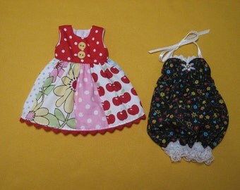 2 Dresses  for  Blythe / Pure neemo M