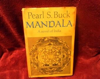 MANDALA A Novel of India 1970