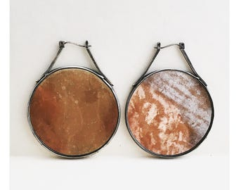Mica Earrings, large