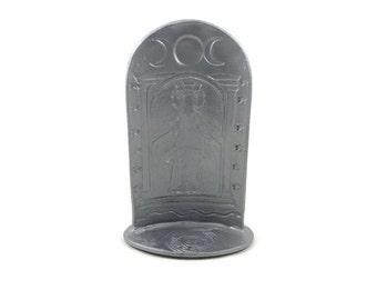 Hecate's (Hekate's) Shrine Handmade -Pottery-Altar-Ceramic