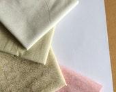 6 x fabric tags