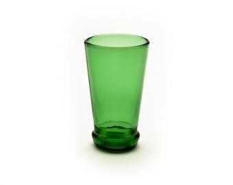 Green Bottle Top Shot Glass