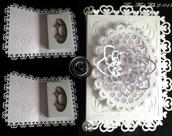 Tealight box & Cover TF0049, All formats