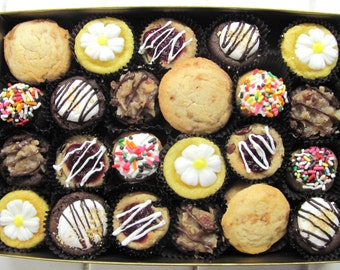 Gourmet Cookie Gift Box 26pcs.
